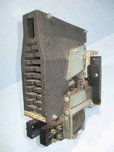 Reliance Electric Dc Contactor 417690-4R 6702Ed591 Coil 74 Vdc Cutler Hammer Re