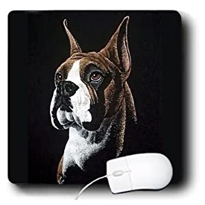 mp_1059_1 Dogs Boxer - Boxer - Mouse Pads