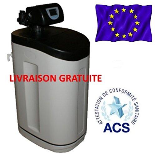 Aquamat - Adoucisseur Volumétrique Électronique. 20 L De Résine. (De 3 À...