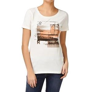 Roxy Damen T-shirt Good Looking, seaspray, 32-34 (XS), XMWJE95218