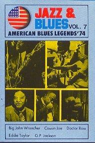 Jazz & Blues, Vol 7, American Blues Legends '74