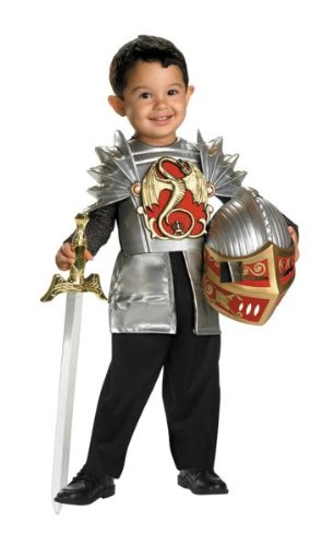 Knight of the Dragon Costume (Boy - Toddler 3T-4T)