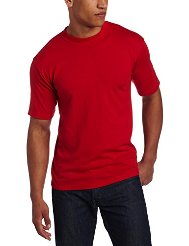 Soffe Men's Short Sleeve Crew Neck  T-Shirt