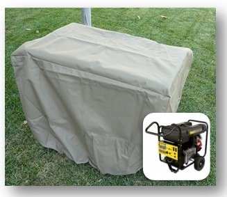 "Generator Cover 37""L X 25""W X 27.5""H - In Taupe"