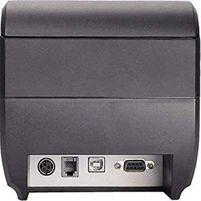Xprinter XP-Q200II 80mm POS USB Thermal Receipt , Label Printer(Black)