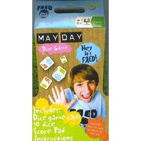 FRED MAY DAY DICE GAME from Fundex