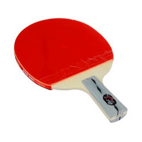 DHS Ping Pong Paddle X2003, Table Tennis Flared Racket   Shakehand