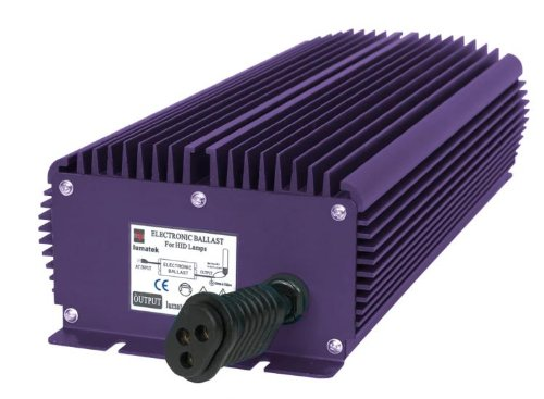 Lumatek Electronic 250watt Grow Light Ballast