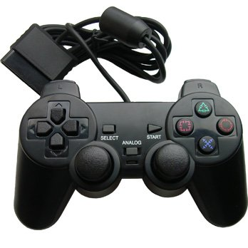 DUAL SHOCK CONTROLLER JOYPAD FOR SONY PLAYSTATION 2 PS2 [PlayStation2]