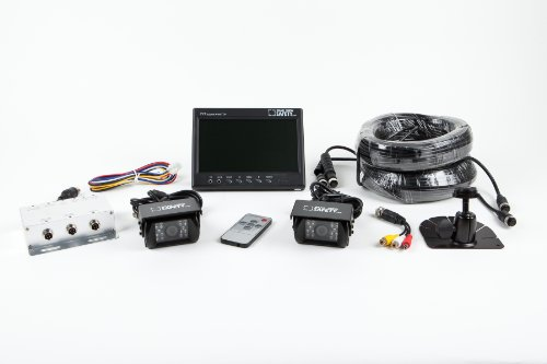 Review Rear View Night Vision Backup 2 Camera System for