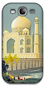The Racoon Lean Agra hard plastic printed back case / cover for Samsung Galaxy S3