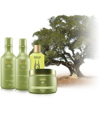 ARGAN OIL HOME CARE THE SECRET TO ULTRA SILKY