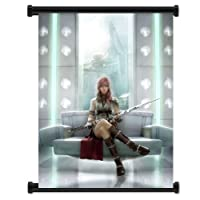 Final Fantasy Xiii 13 Game Fabric Wall Scroll Poster 32x42 Inches from Wall Scrolls