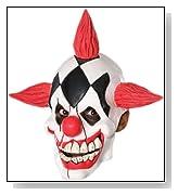 Die Laughing Clown Mask