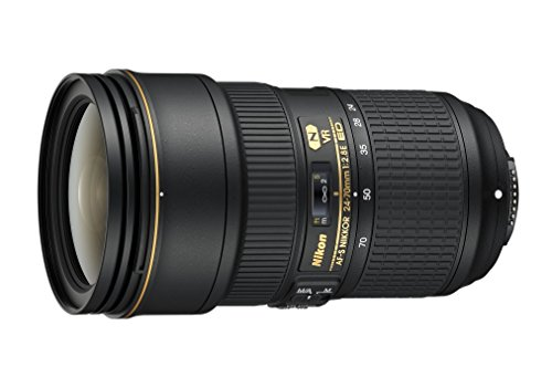 Nikon 24-70mm f/2.8E ED VR AF-S NIKKOR Zoom Lens for Nikon Digital SLR Cameras