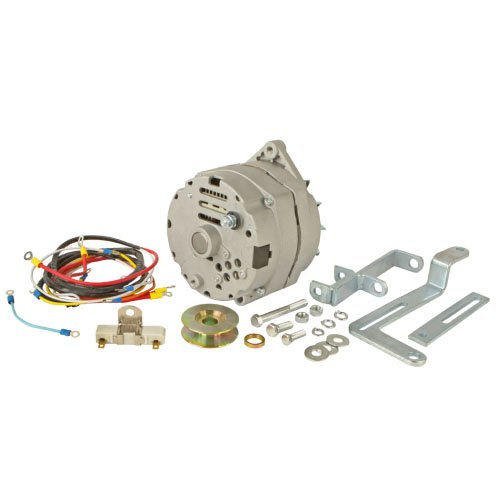 DB Electrical AKT0004 Ford 8N Tractor Alternator For Generator Conversion Kit,Ford 8N with side Mount distributor (One Wire Alternator Conversion compare prices)