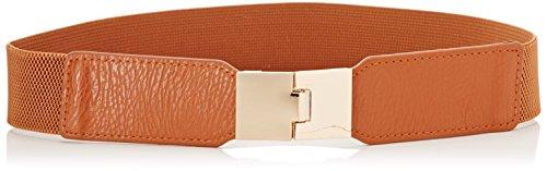 Compañia Fantastica Roger, Cintura Donna, Marrone (Brown), 85 cm