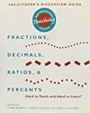 img - for Fractions, Decimals, Ratios, and Percents: Hard To Teach and Hard To Learn? (Mathematics Teaching Cases) book / textbook / text book