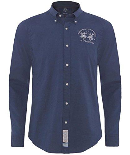 la-martina-slim-fit-osvaldo-shirt-xxl-navy