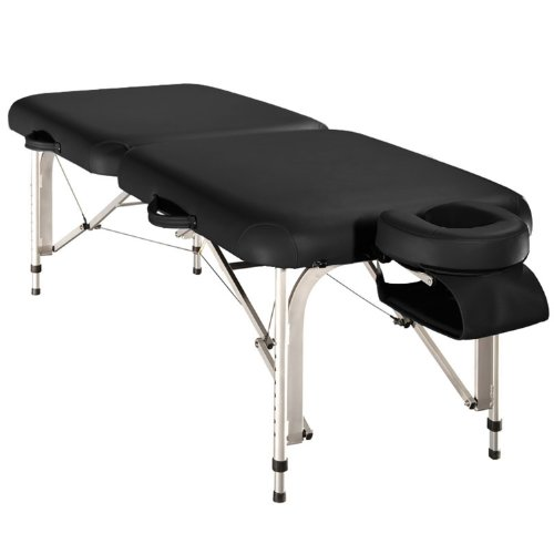 Porta-Delta-Lite-II-Professional-Massage-Tisch-leicht-und-tragbar-schwarz-30-Wide