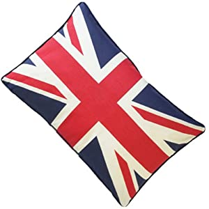 linens limited kissen union jack britische flagge rot 40 x 60 cm k che haushalt. Black Bedroom Furniture Sets. Home Design Ideas