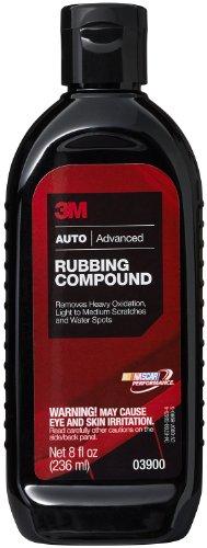 3M 03900 Rubbing Compound - 8 oz. (3m Polishing Compound compare prices)