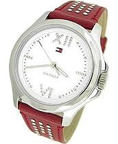 Tommy Hilfiger Leather Strap Ladies Watch - 1781014