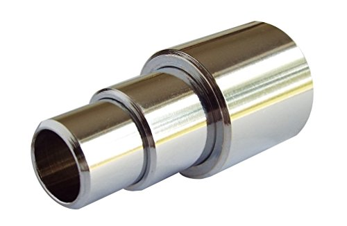 Steel Reducing Bushing Adapters for 1-inch Bench Grinding Wheels (1/2″, 5/8″, and 3/4″ Arbors)