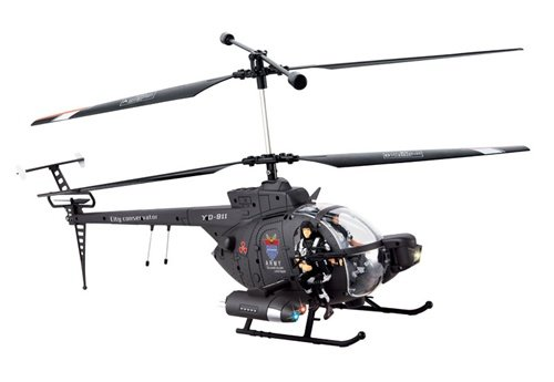 Deals Cobra 3 Channel Radio Control Full-Sized Assult Helicopter
