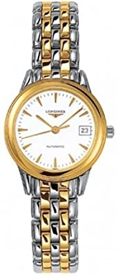 Longines Flagship Les Grandes Two-tone Ladies Watch L42743227 by Longines