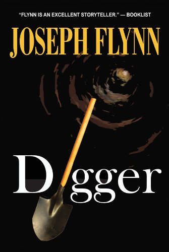 Digger by Joseph Flynn ebook deal