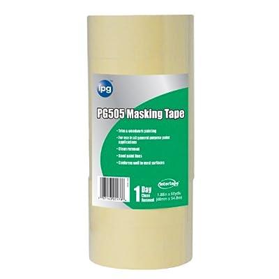 Intertape Polymer Group PG505 Utility Grade Masking Tape