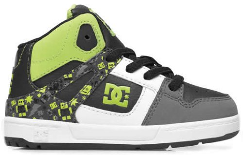DC Shoes Kids Rebound-D0302990 Fashion Sports Skate Shoe