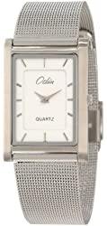Odin Men's 720-5M Wh Stainless Steel Quartz Dress Watch