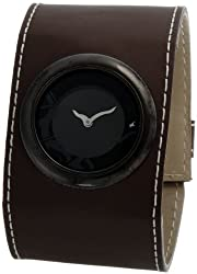 Fastrack Tattoo Analog Black Dial Womens Watch - 6045NL01