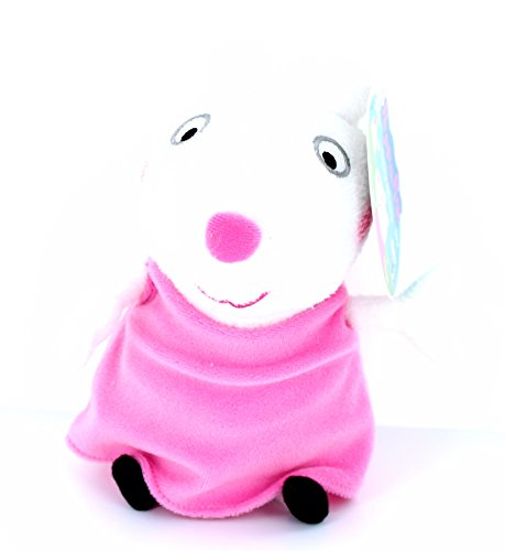 "Peppa Pig Suzy Sheep 7"" Plush"