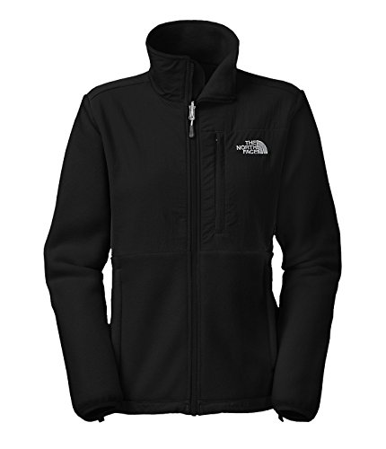 New The North Face Women's Denali Fleece Jacket Recycled TNF Black Medium