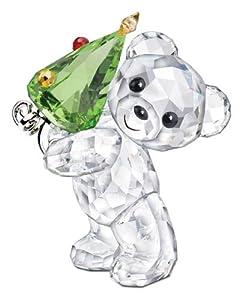 Swarovski Crystal Limited Edition Christmas Kris Bear