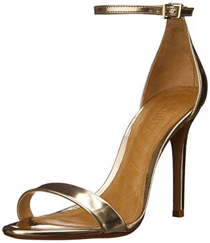 Schutz Women's Cadey Lee Dress Sandal, Platina, 7.5 M US (Schutz Shoes compare prices)