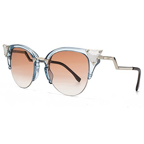 Fendi-Crystal-Cateye-Sunglasses-in-Blue-Palladium-FF0041S-9EQ-52
