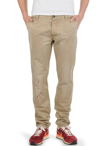 Andy Warhol Chino Trousers (30-34, beige)