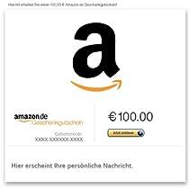Amazon.de Gutschein per E-Mail (A wie Amazon)  Von Amazon EU S.à.r.l.