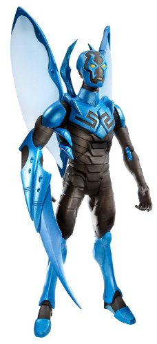 DC Universe Classic Blue Beetle 4 Figure, Wave 13