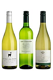 French Dry Whites Mixed Dozen - Case of 12