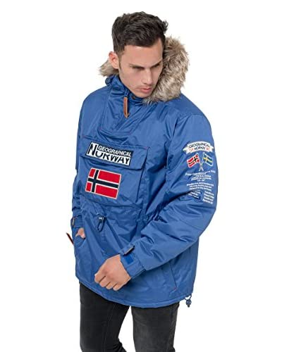Geographical Norway Giacca Creek