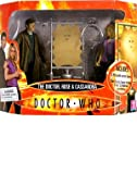Doctor Who Cassandra, Doctor Who and Rose 3 Pack
