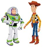 Delightful Toy Story Woody and Buzz Interactive Buddies (Assortment) --