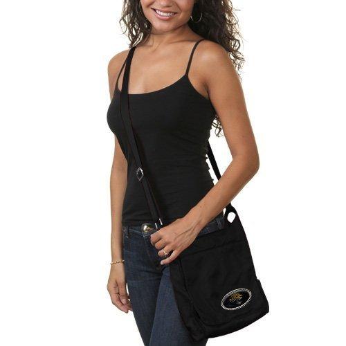 nfl-jacksonville-jaguars-grommet-cross-body-purse-85-x-2-x-75-inch-black-by-littlearth