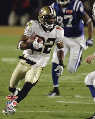 "Tracy Porter - New Orleans Saints Super Bowl XLIV Champions 8"" x 10"" Photo - Interception at Amazon.com"