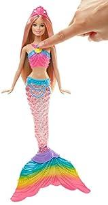 Barbie Rainbow Lights Mermaid Doll by Mattel